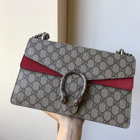 Gucci Handbags - SOLD Gucci Dionysus small size